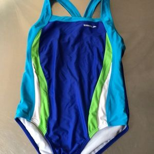 Speedo girls one piece swimsuit
